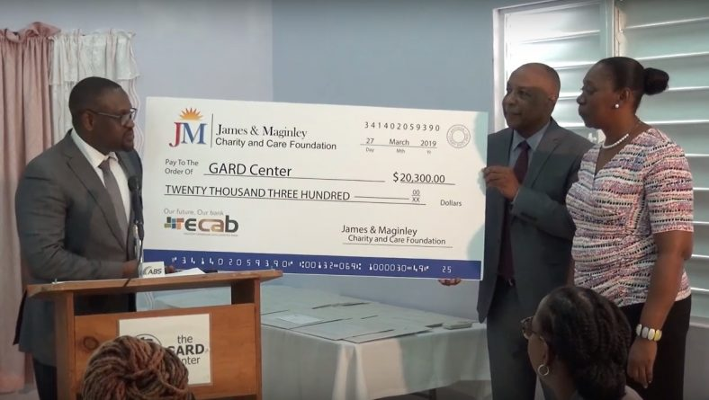 James and Maginley Sponsors the GARD centre Farm to Table 2019 (Video)